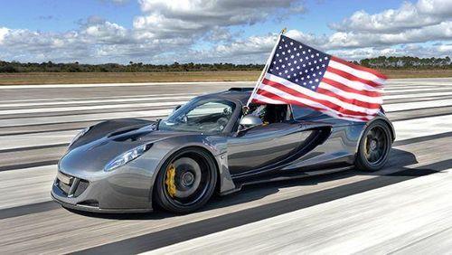 Книга гиннесса отказалась признать победу американского суперкара над bugatti veyron