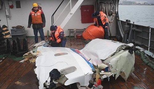 Коммерсантъ: причина крушения ту-154 минобороны— ошибка пилота - «транспорт»