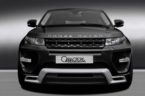 Компания caractere персонализировала range rover evoque