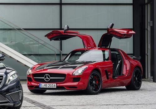 Компания mercedes-benz прекращает выпуск спорткаров sls amg