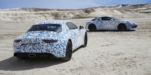 Компания renault открыла приём заказов на автомобили alpine