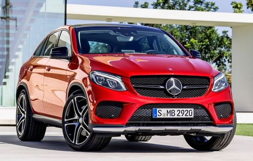 Кросс-купе mercedes-benz gle coupe