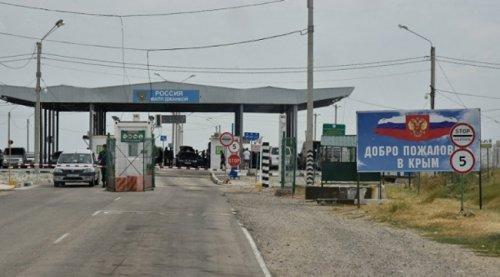 Крымский депутат: украина включила административный ресурс награнице - «транспорт»