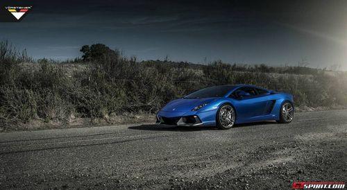 Lamborghini gallardo renazzo от vorsteiner