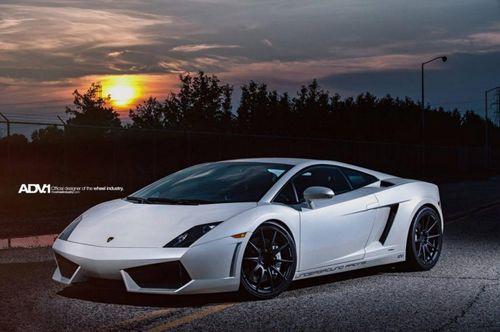 Lamborghini gallardo twin-turbo от underground racing