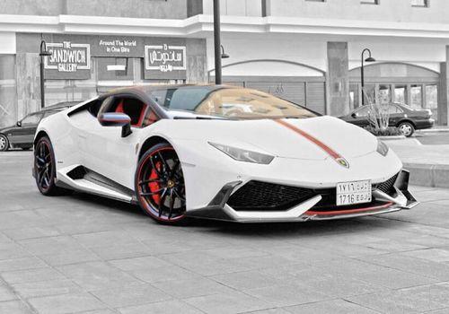 Lamborghini huracan stage 3 kit от dmc
