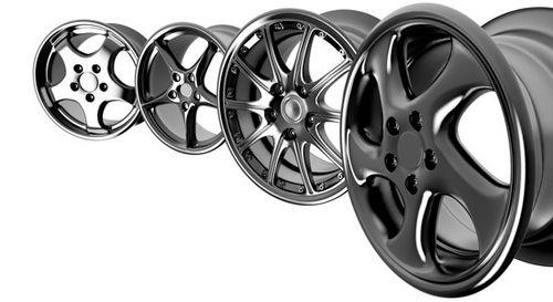Литые колёсные диски (легкосплавные)
