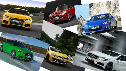 Лучшие новые автомобили с двухлитровым турбированным двигателем