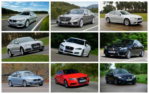 Лучшие представительские автомобили 2015 года