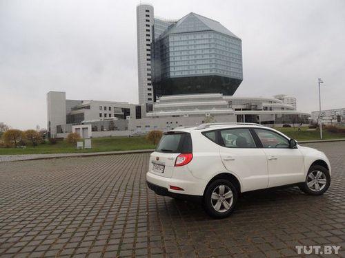 """Лукашенко - о geely: """"рачительный человек, который умеет экономить, купит этот автомобиль"""""""