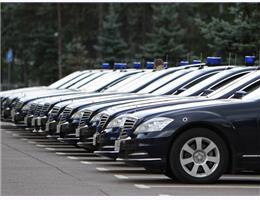 Машины для чиновников освободят от утильсбора и спецпошлин