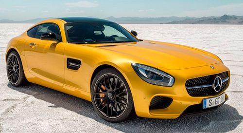 Mercedes-amg gt – на смену sls amg