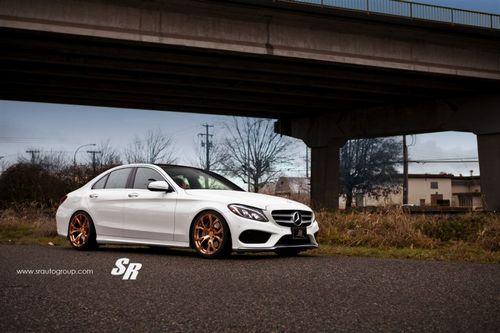 Mercedes-benz c-class w205 от sr auto group