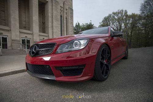 Mercedes-benz c63 edition 507 от mode carbon