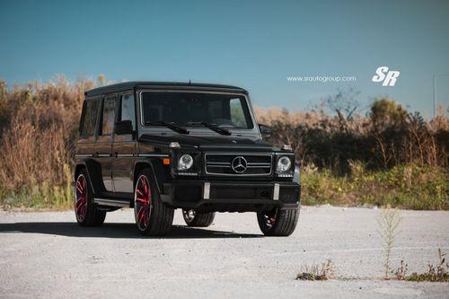 Mercedes-benz g63 amg от sr auto group
