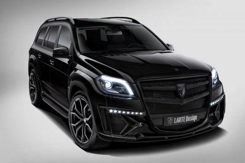 Mercedes-benz gl-class от larte design