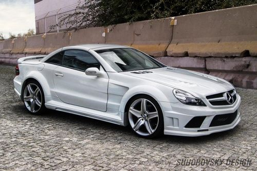 Mercedes-benz sl r230 ats.1 от suhorovsky design