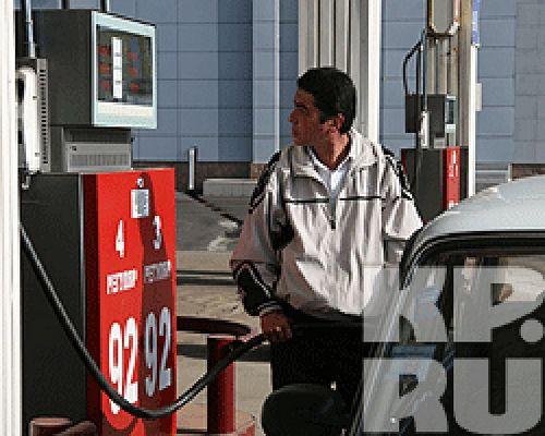 Милиция ищет поддельный бензин