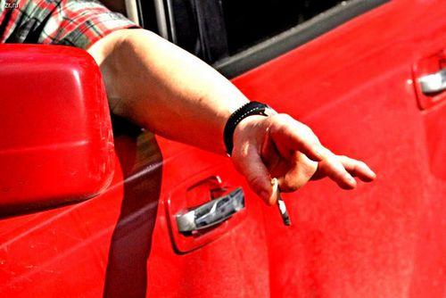 Минприроды готовит поправки в закон: за два выброшенных из окна машины окурка или фантика конфискуют авто