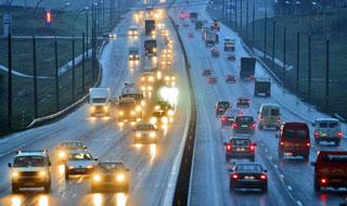 Минскую кольцевую автодорогу оборудуют травмобезопасными опорами
