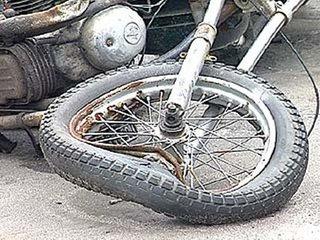 Мотоциклисты за две недели нарушили правила дорожного движения более 10 раз