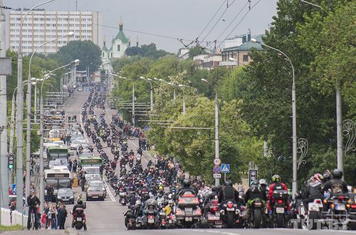 Мотокаскадеры, роллеры и байк-парад. брест готовится к международному мотофестивалю brest bike fest 2014
