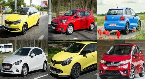 На что нужно ориентироваться при покупке небольшого нового автомобиля в 2015 году