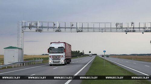 На республиканских дорогах беларуси вводятся временные ограничения нагрузок на оси транспорта