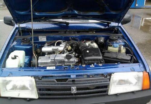 Не набирает обороты двигатель ваз 2109 инжектор