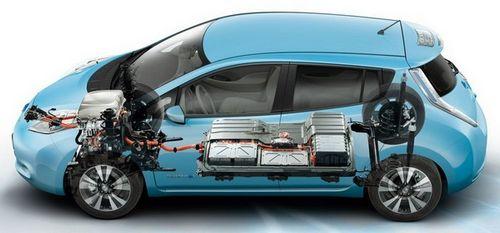 Nissan будет повторно использовать изношенные аккумуляторы