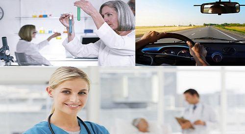 Новая база медицинских противопоказаний для управления автомобилем