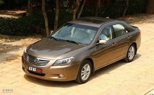 Новый китайский седан byd g6 — от $17 390