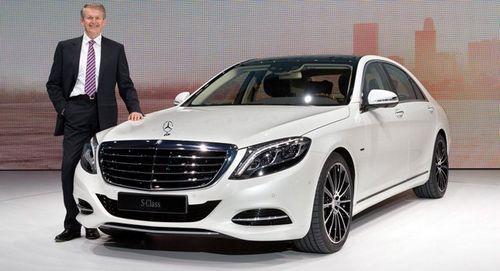 Новый mercedes-benz s-класса седан 2014 года: официальная премьера и подробности с фотографиями и видео