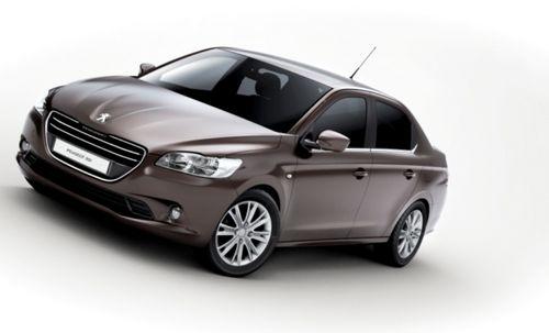 Новый седан peugeot 301 привезут в украину в 2013