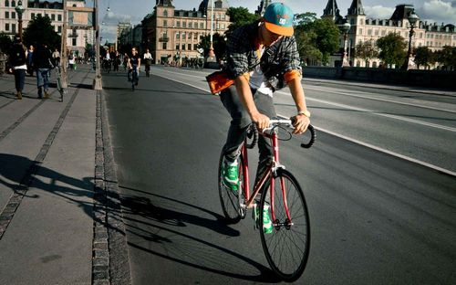 О велосипедах, «хрустиках» и уголовной ответственности