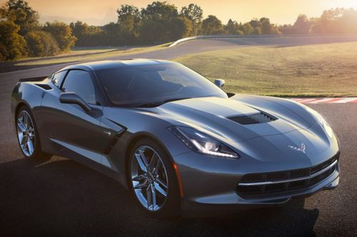 Объявлена цена на corvette stingray