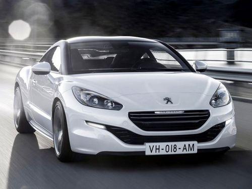 Обновленное купе peugeot rcz — объявлены украинские цены