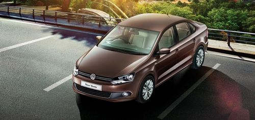 Обновленный volkswagen polo sedan запустят в «серию» в начале 2015 года