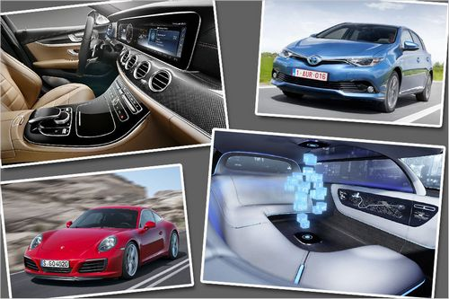 Обзор автомобилей и технологий 2015 года: успех и провалы