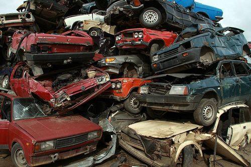 Опубликован законопроект о компенсациях за утилизацию авто