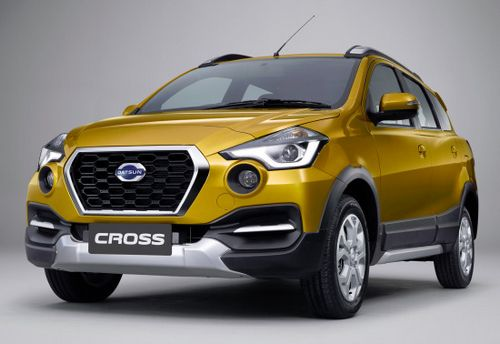 Паркетник datsun cross