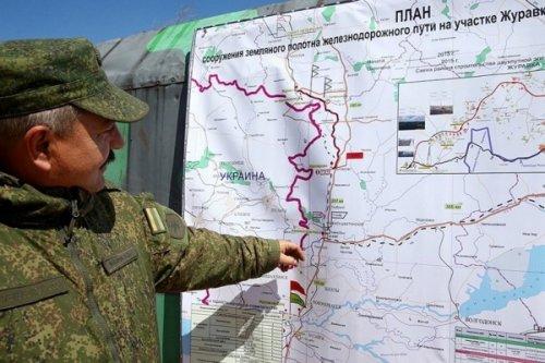 Первые грузовые поезда проследовали через обход украины - «транспорт»