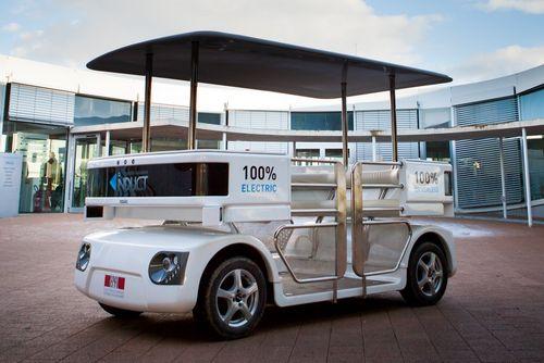 Первый самоходный автомобиль поступил в продажу