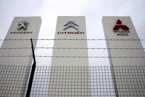 Peugeot, citroеn и mitsubishi ушли на покой