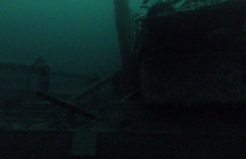 Появились съемки судна, накотором нацисты вывозили ценности изкрыма - «транспорт»