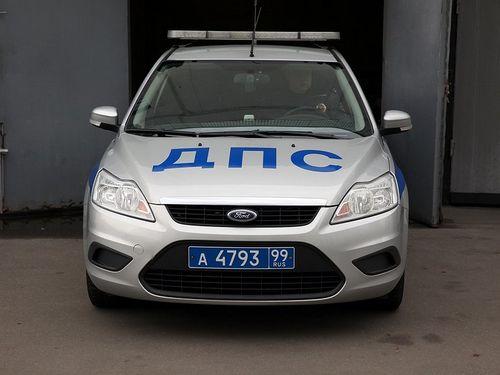 Полицейские засады