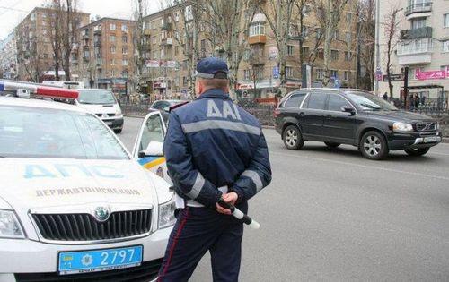 Полицию наделили полномочиями госавтоинспекции