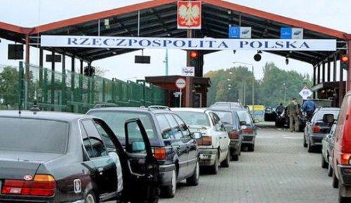Поляки усилили контроль наукраинской границе— накпп образовались пробки - «транспорт»