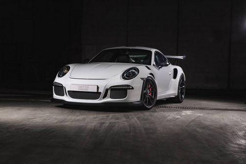 Porsche 911 gt3 rs carbon line от techart