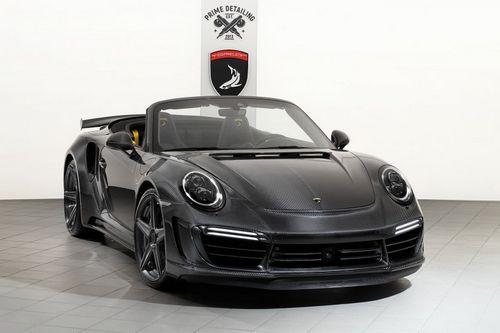 Porsche 911 gtr carbon edition от topcar